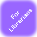 For librarians logo