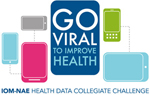 logo for Go Viral challenge