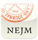 New England Journal of Medicine mobile app logo