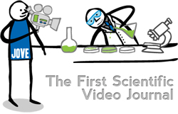 JOVE, the first scientific video journals