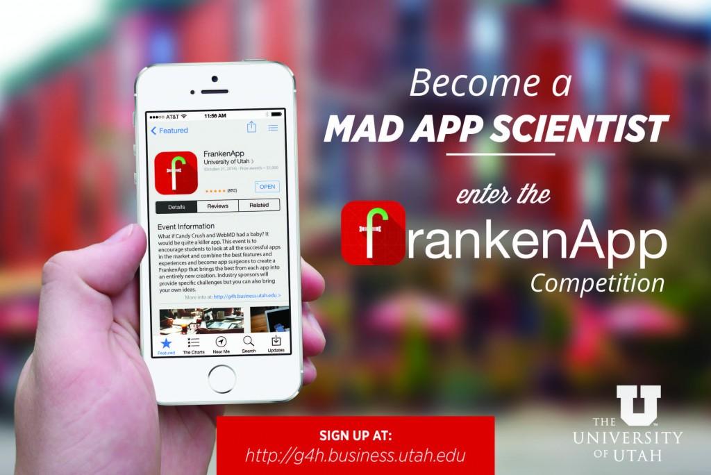 FrankenApp Ad