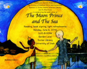 Moon Prince Invitation