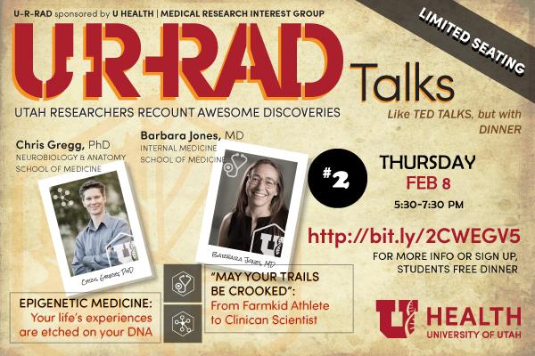 U-R-Rad Talks