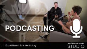 Podcasting THE Studio