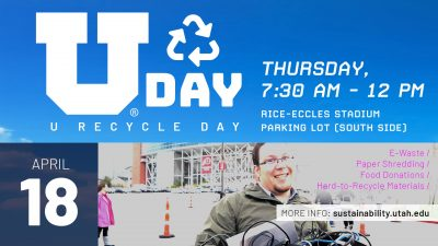 U Recycle Day