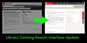 Library Catalog Search