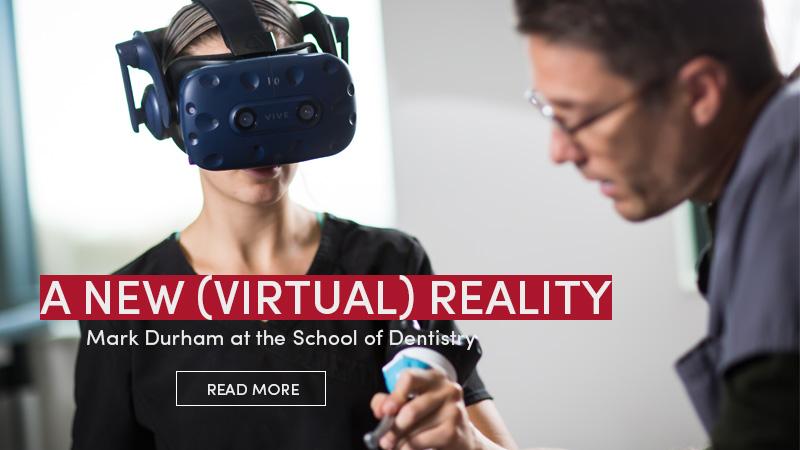 A New Virtual Reality