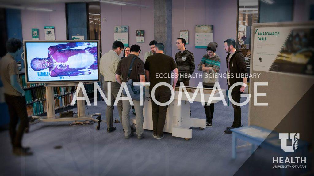 Explore Anatomage at EHSL