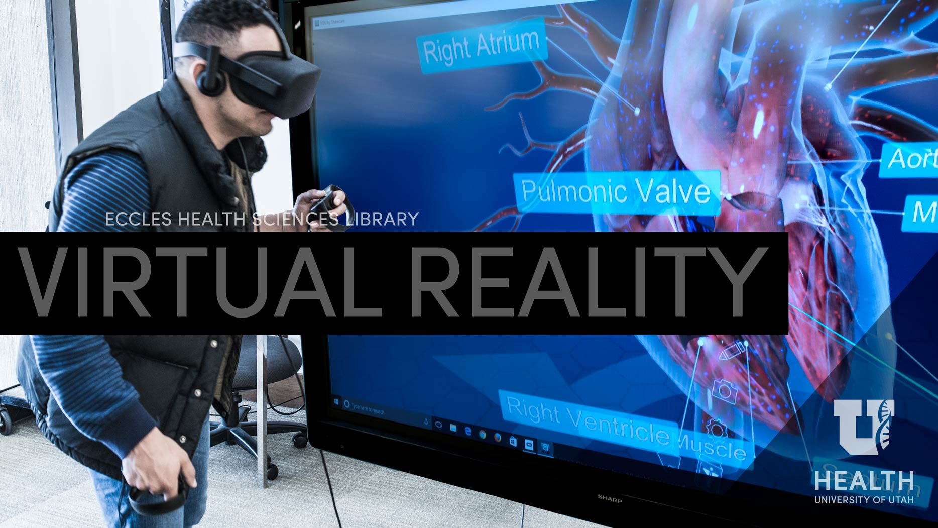 Explore VR at EHSL