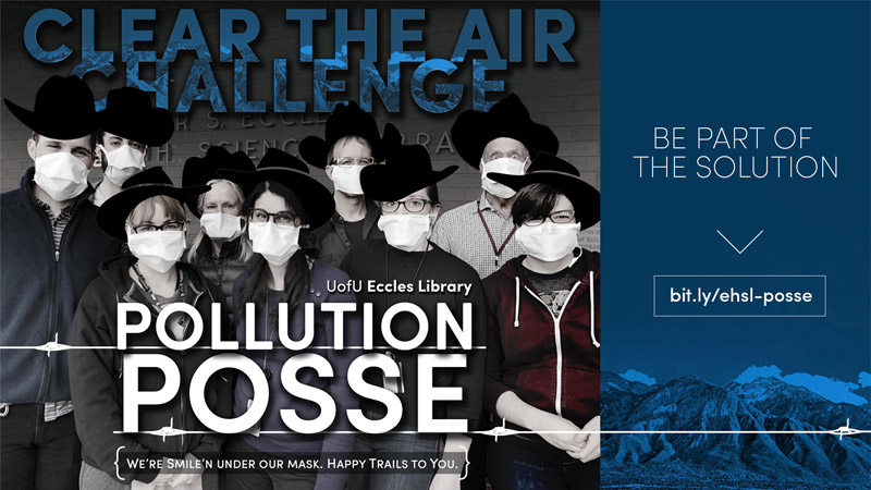 EHSL Pollution Posse - Clear the Air Challenge