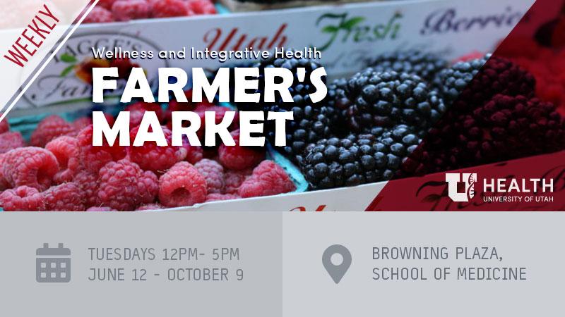 U Health Farmer's Market