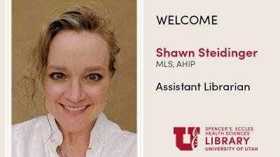 Shawn Steidinger