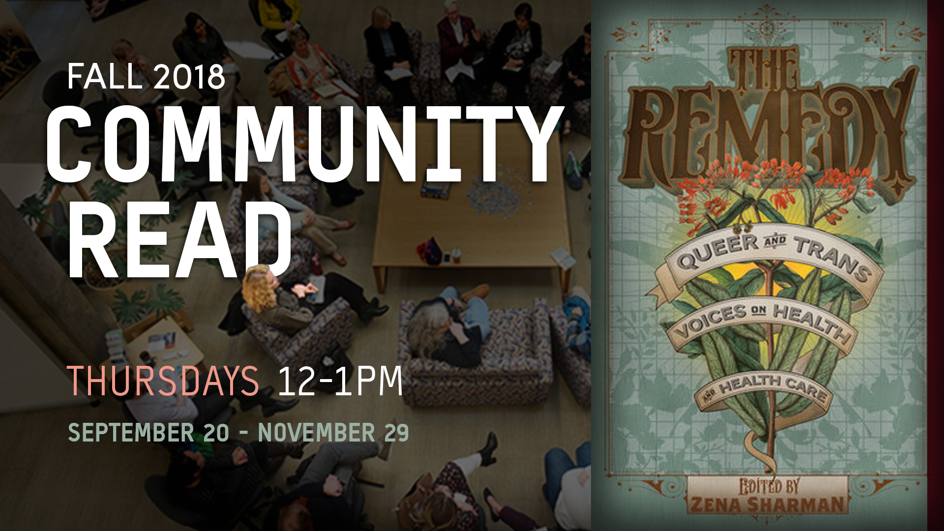 Community Read Fall 2018