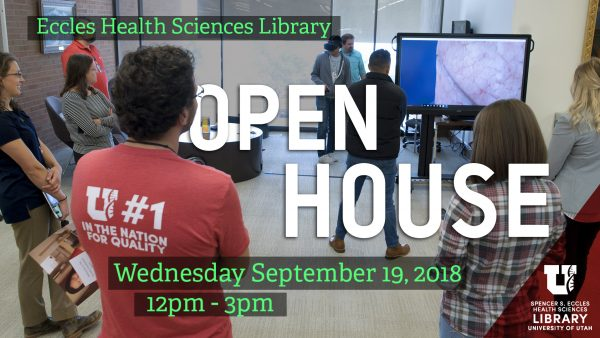 ehsl open house fall 2018
