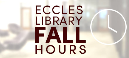 EHSL 2017 Fall Hours
