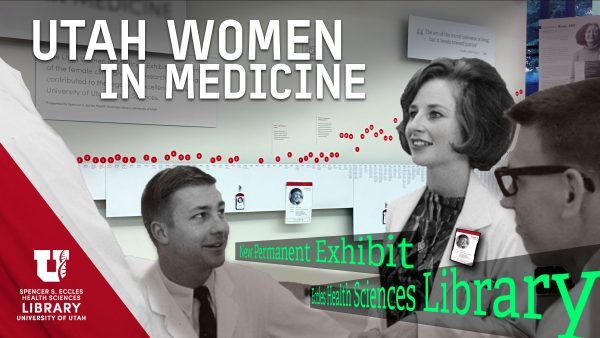 EHSL Women in Medicine Exhibit
