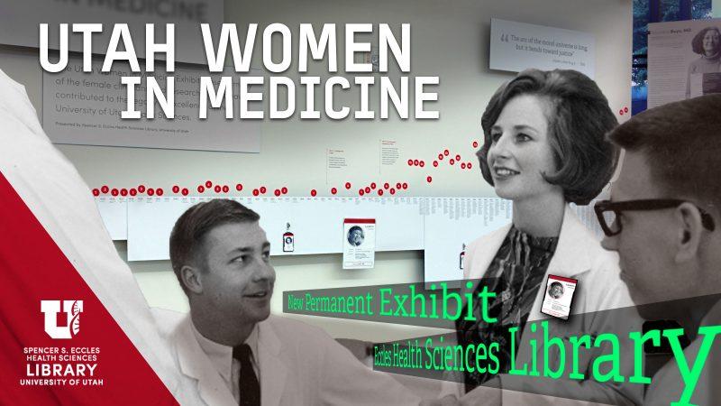 EHSL Women in Medicine Exhibit