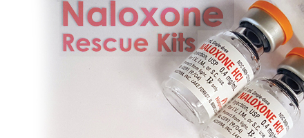 Free Naloxone Rescue Kits