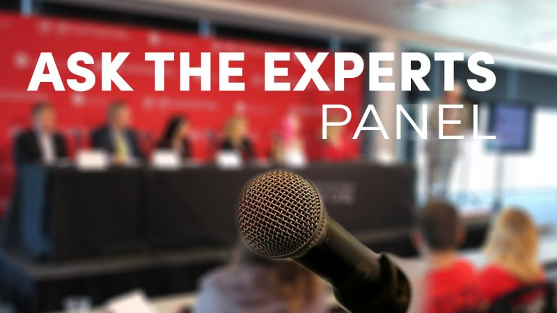 Ask The Experts Panel
