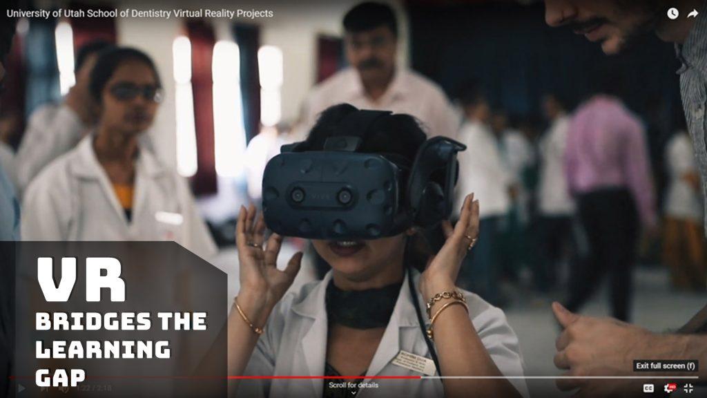 VR Bridges the Learning Gap