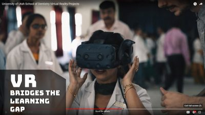 VR Bridges the Learning Gap