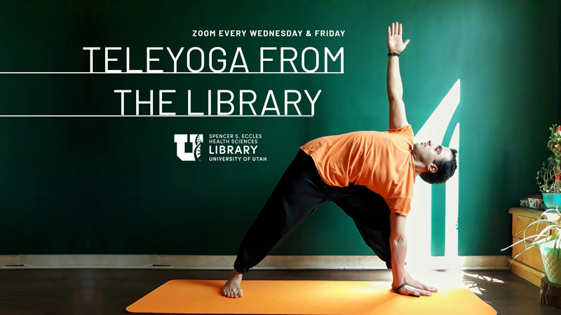 Teleyoga from the Library