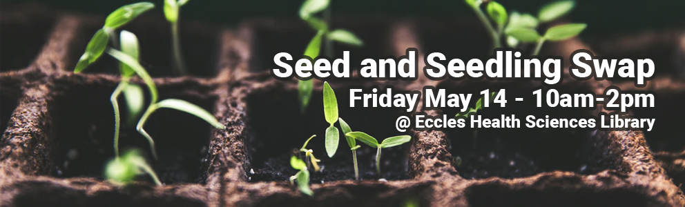 Seed and seedling swap