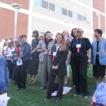 Eccles group at EHSEB grand opening