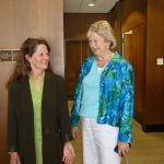 Mary Youngkin and Jean Shipman