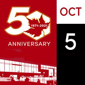 October 5, Calender Event