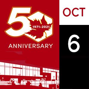 October 6, Calender Event