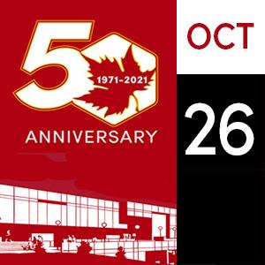 October 26, Calender Event