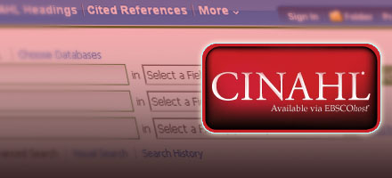 featured database - CINHAL