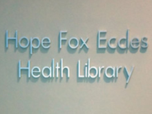 Hope Fox Eccles Health Library