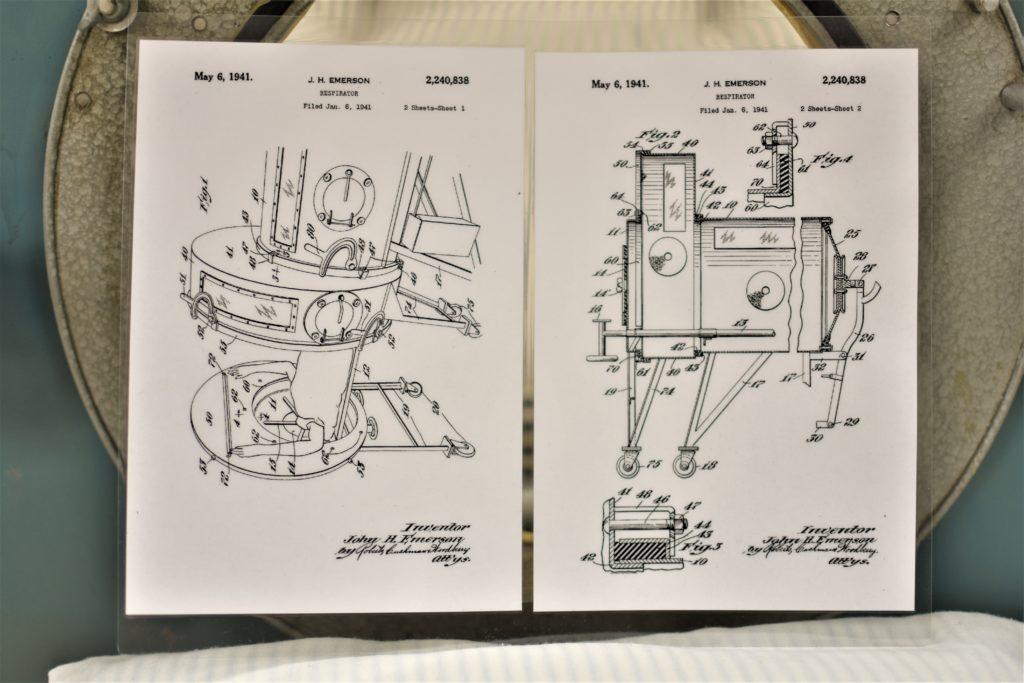 Iron Lung Blueprint
