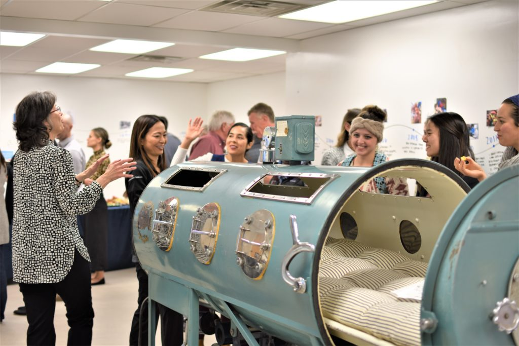 Iron Lung Open House