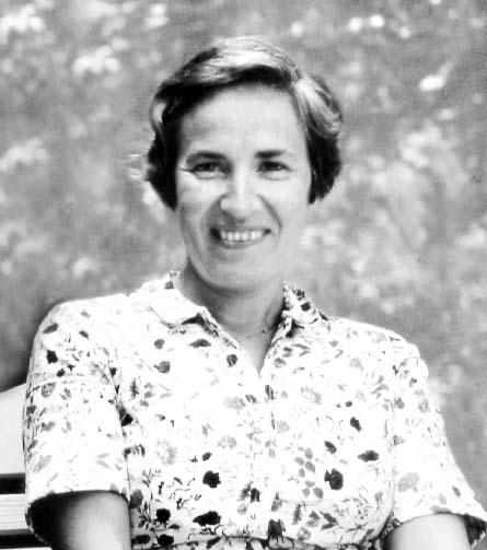 Dr. Irene Loewenfeld