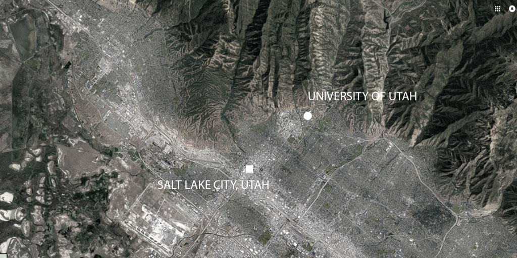 University of Utah, Salt Lake City, Utah