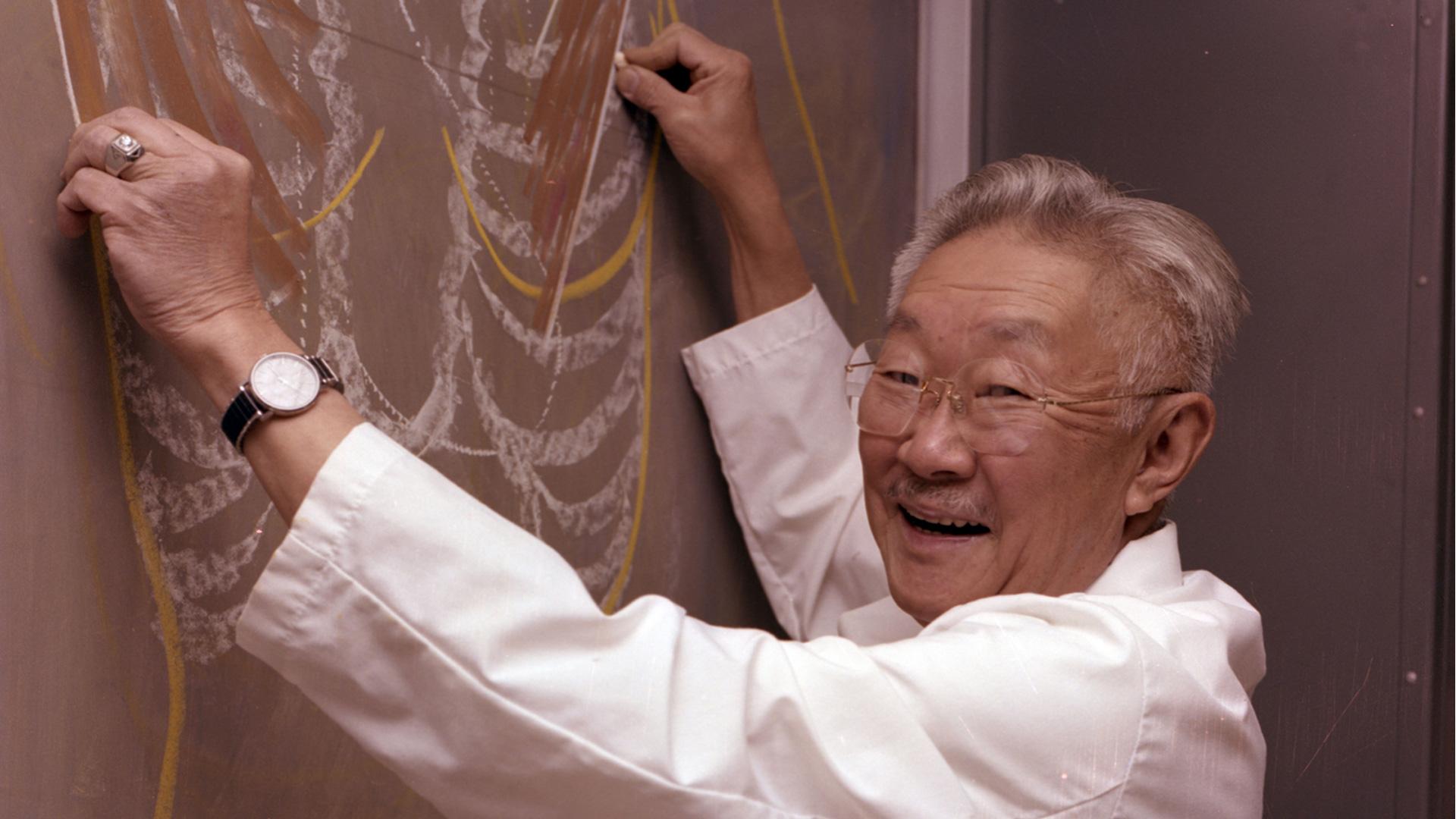 Dr. Edward I. Hashimoto