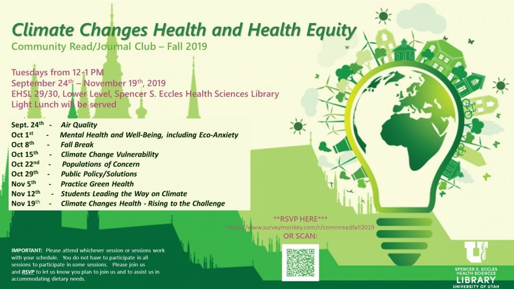 Climate Changes Health and Health Equity