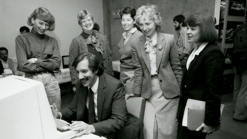 InfoFair 1987 Image