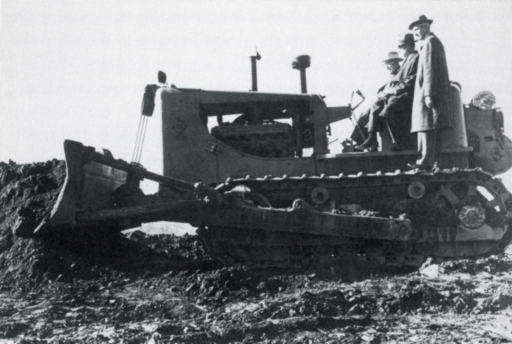 Ground Breaking, 1962