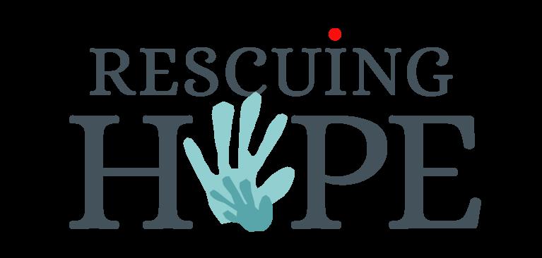 Rescuing Hope, (wordmark)